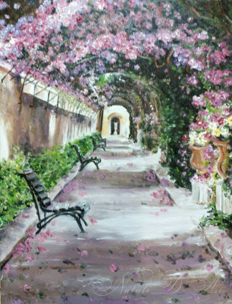 Pink alley