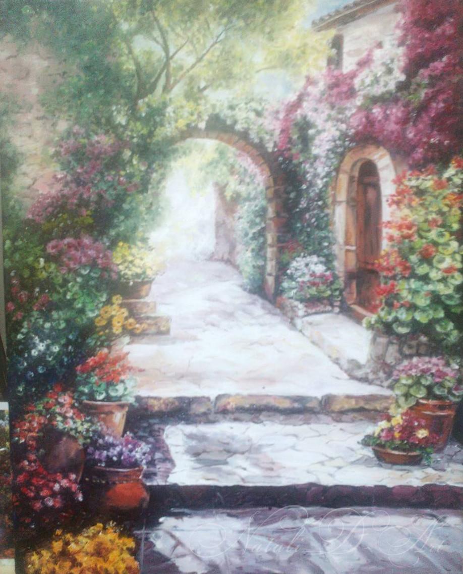 Flower alley