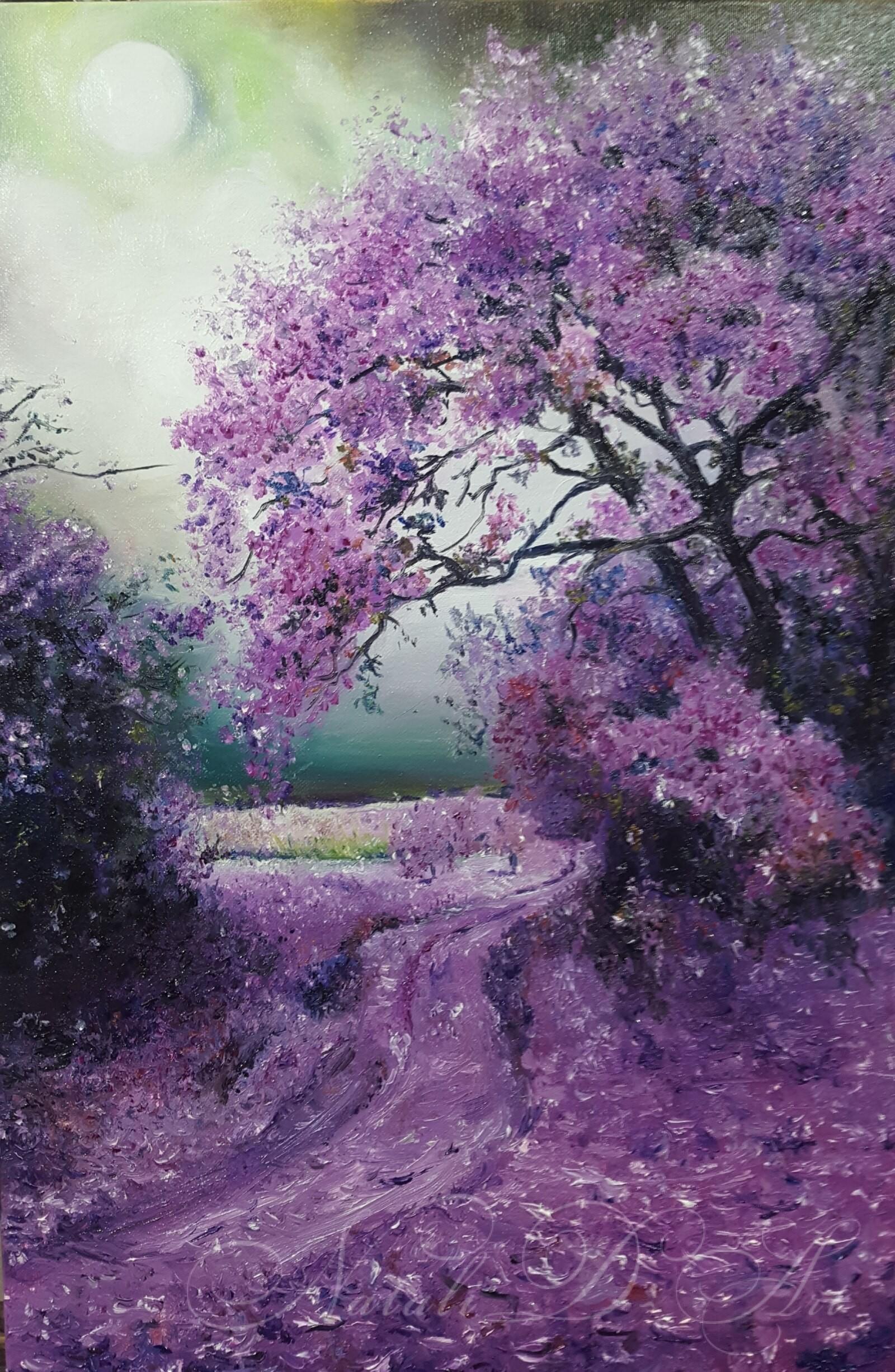 Purple tale